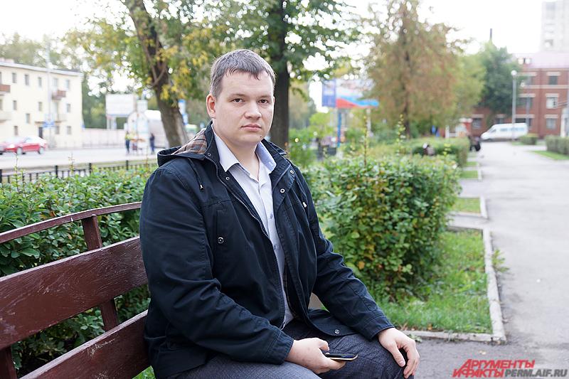 Павел Кривошеев - идейный вдохновитель проекта.