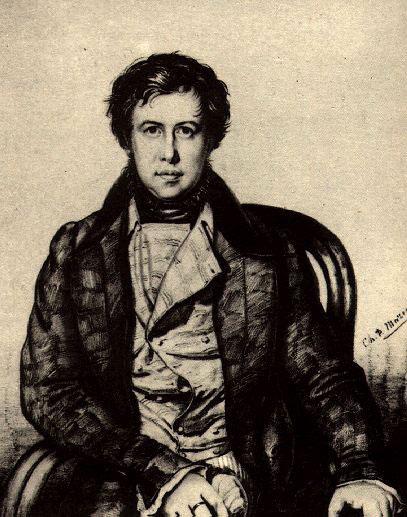 Павел Нащокин.