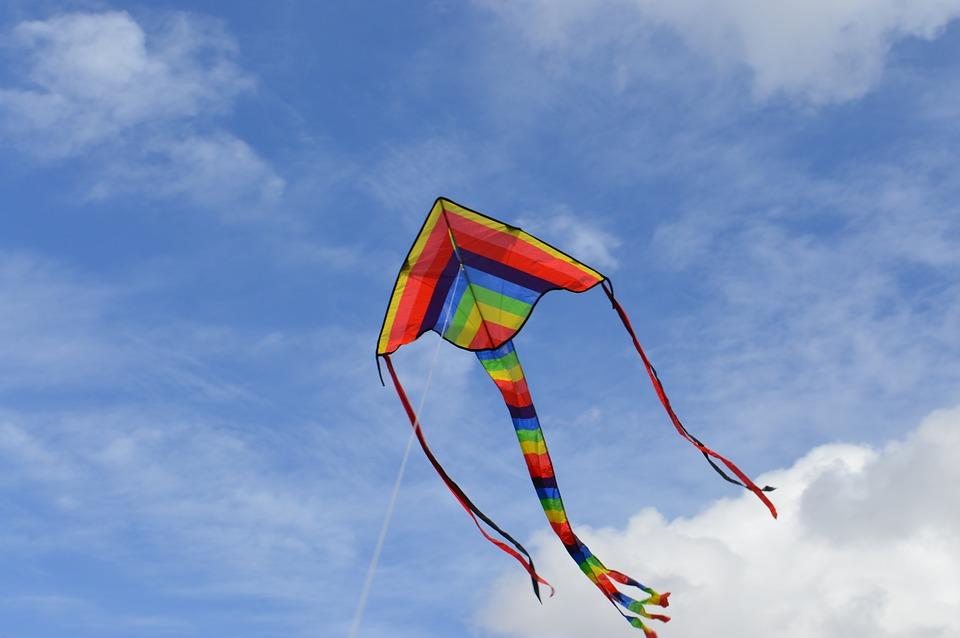 Флэшмоб воздушных змеев пройдет в ЦПКиО.