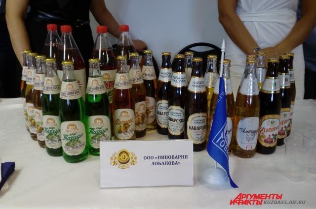 ООО «Пивоварня Лобанова» неизменно представляет качественный продукт.