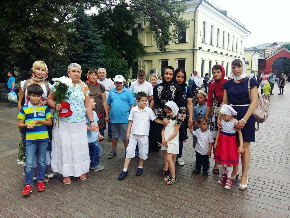 «Мы встречаемся со школьниками и студентами, рассказываем им о православной культуре».