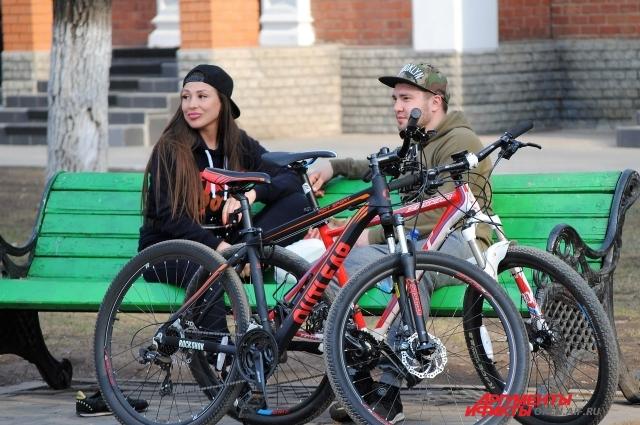Александра и Максим.