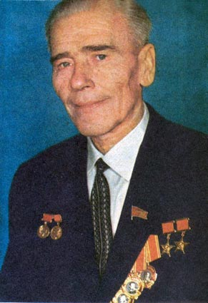 Михаил Янгель.