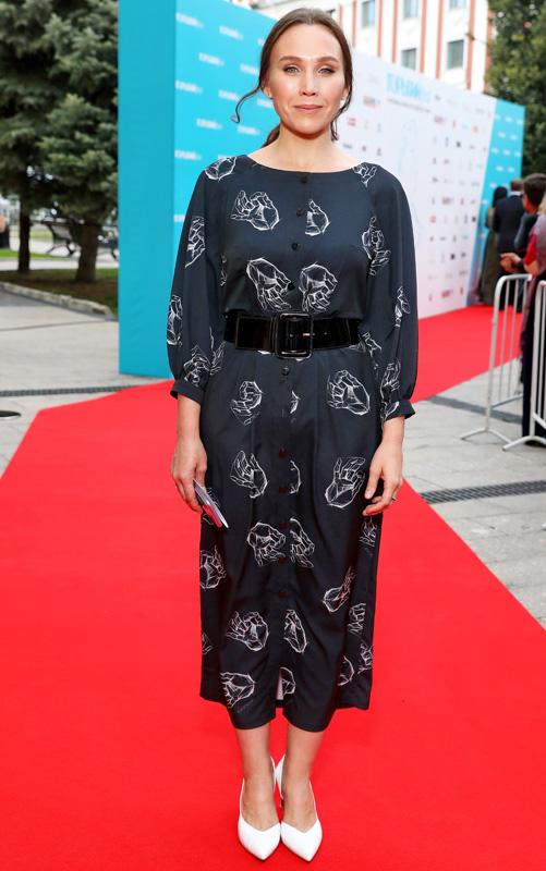 Дарья Екамасова.