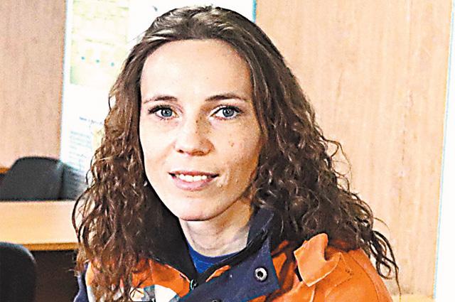 Ирина Михайлова.