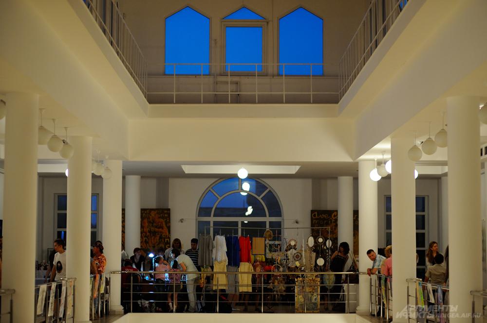 Музей Востока в Майкопе.