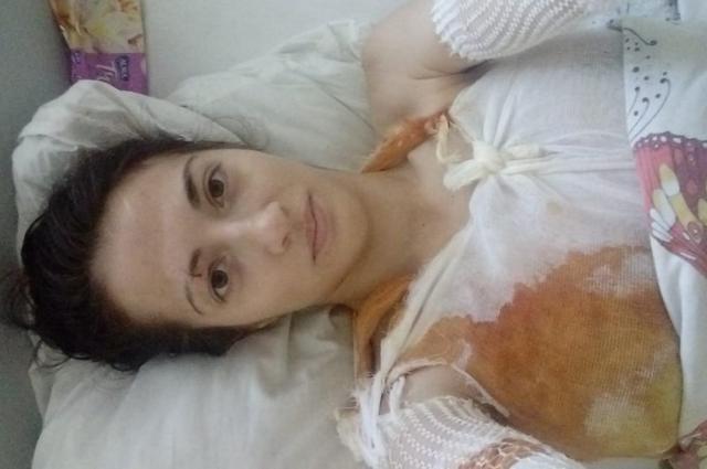 Чтобы вернуться к полноценной жизни, Галине потребовалось около пяти месяцев и несколько операций.