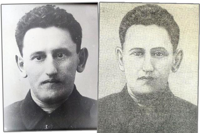 Фото Леонида Вайнера – до и после обработки.
