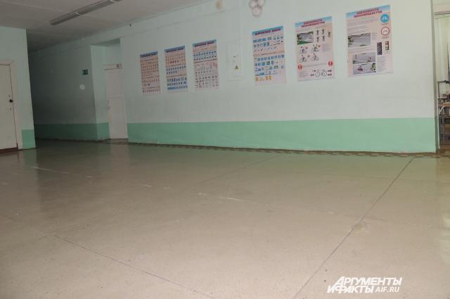 Может случиться, в период эпидемий школы Челябинска будут зиять пустотой.