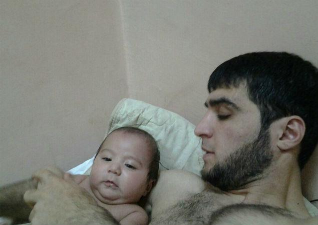 Умарал.и был долгожданным ребенком в семье Назаровых
