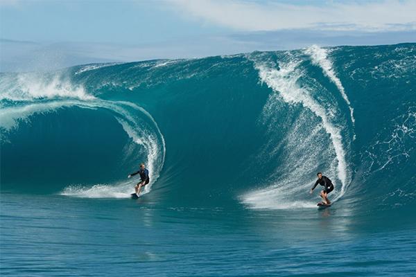 «На гребне волны».