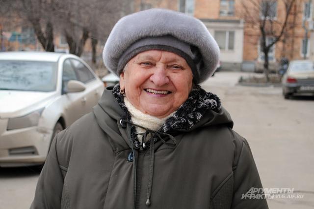 Раиса Александровна