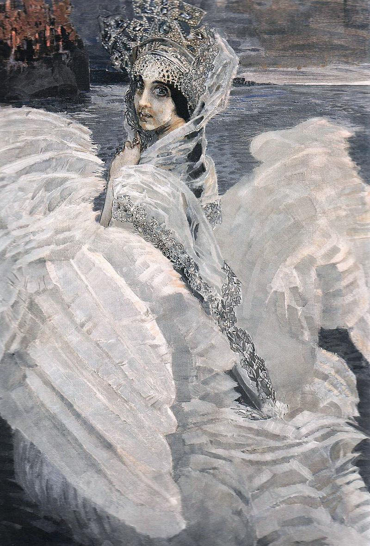 Картина поступила в ГТГ в 1910 году по завещанию М. А. Морозова.