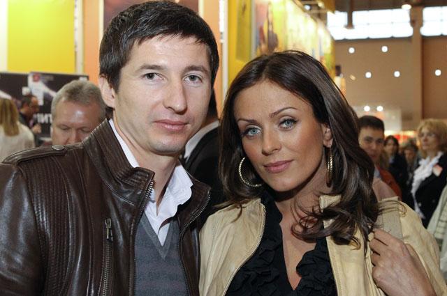 Евгений Алдонин и Юлия Началова.
