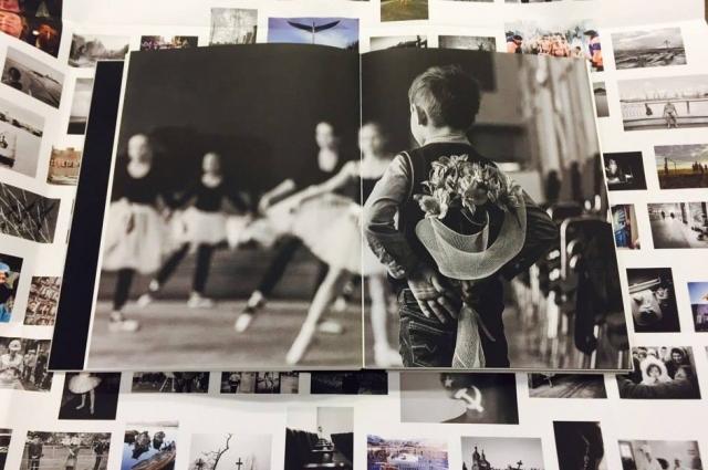 Один из снимков Дениса Демкова, вошедших в книгу «Centre de gravité. Сила притяжения».