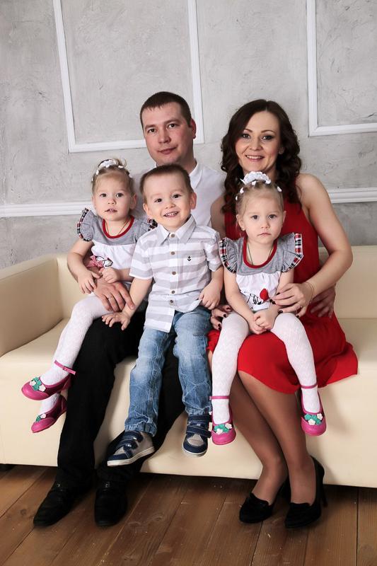 Мама троих детей считает, что надеяться надо на свои силы, а не помощь государства.