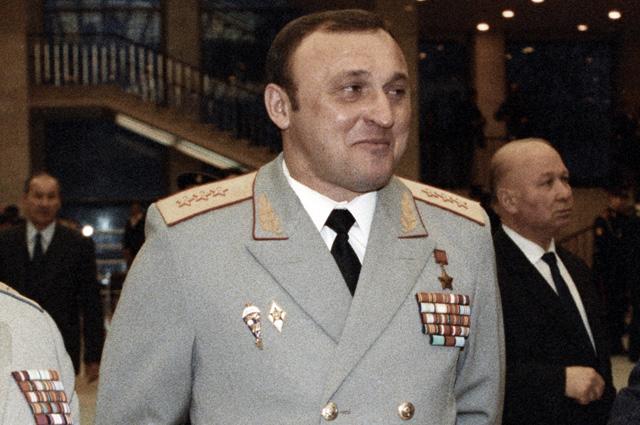 Павел Грачев. 1992 г.