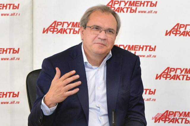 Валерий Фадеев.