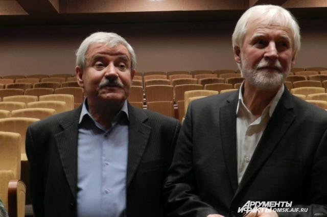 Николай Парасич и Владимир Витько.