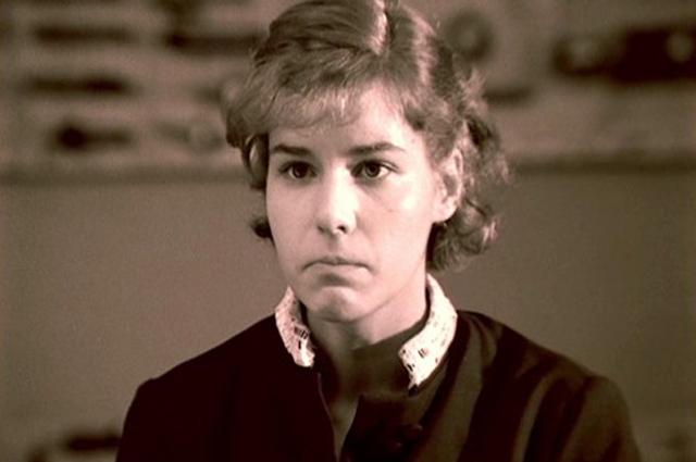 Наталья Негода в фильме «Завтра была война», 1987 г.