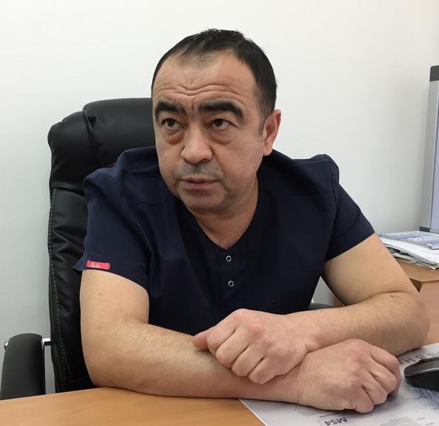 Бахтиер Дустов