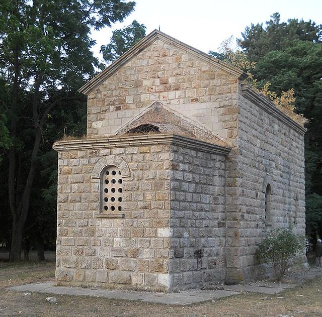 Церковь Самодрежа, в которой перед битвой причастилось сербское войско
