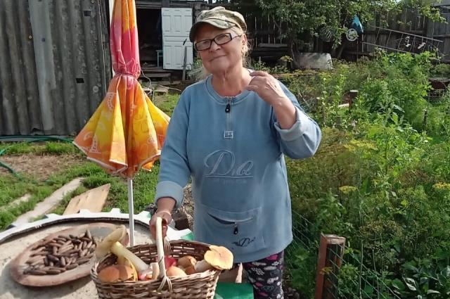 Фаина Кондратьевна Родина: «Мечтаю прожить до 90 лет. Я для этого и приехала в свое Антипино».
