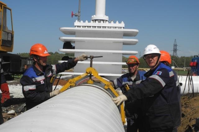 АО «Транснефть-Прикамье» работает более 6 000 человек.