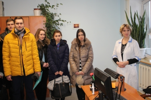 Студенты ПсковГУ