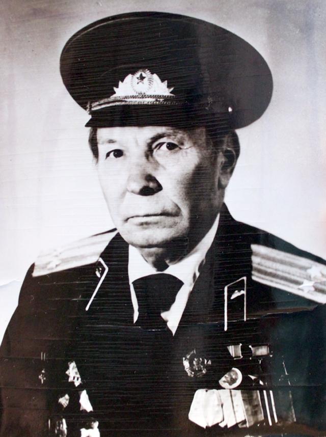 Одна из последних фотографий Семёна Коновалова в военной форме.