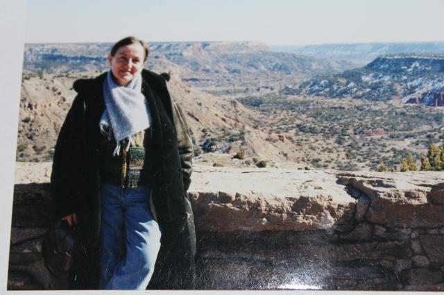Штат Техас, индейский каньон.
