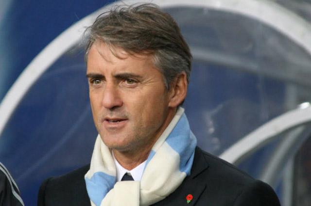 Теперь Манчини будет возглавлять сборную Италии.