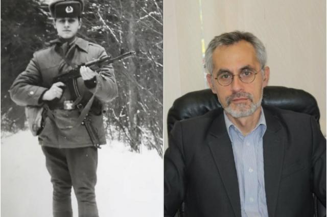 доктор исторических наук, главный научный сотрудник ЮНЦ РАН Евгений Кринко
