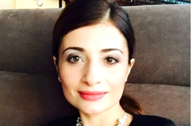 Хозяйка магазина одежды известной сети Саида Панеш