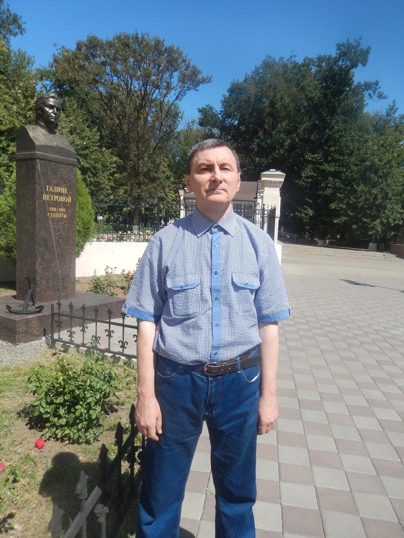 Сергей Некрасов