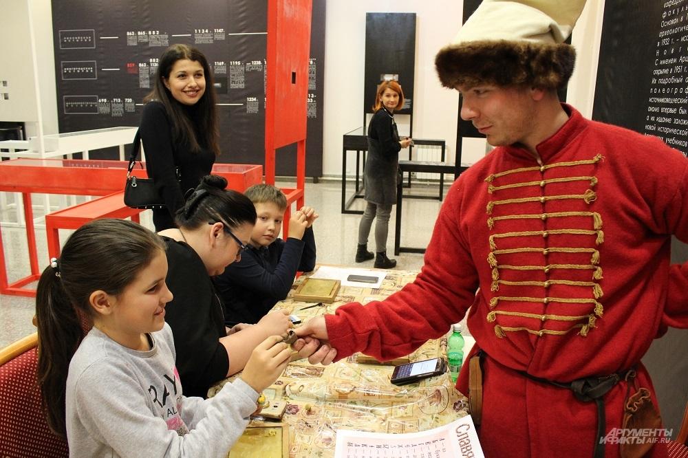 Прямиком из Великого Новгорода прибыл этот добрый молодец в Хабаровск