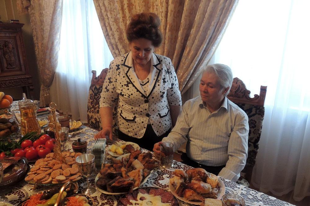 Галина и Иван Панченко