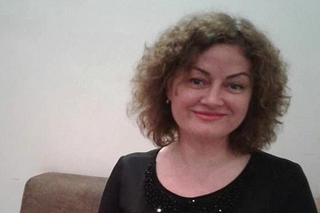 Мария Шпутенкова.