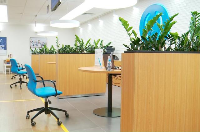 В Тюмени презентовали новый филиал банка «Открытие».