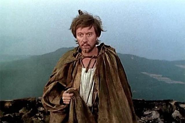 Андрей Миронов в фильме «Сказка странствий», 1983 год.