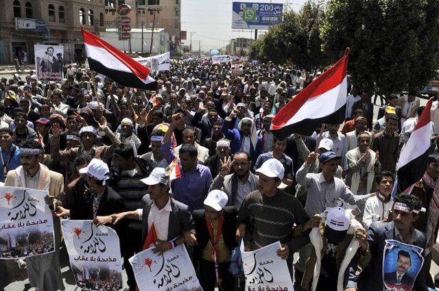Переворот в Йемене