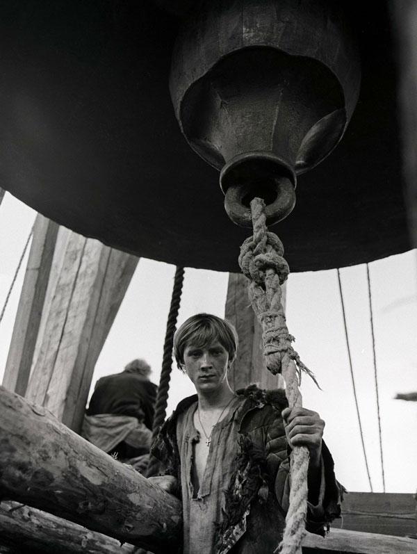 Николай Бурляев в фильме Андрей Рублёв,1966 г