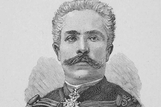 Гастон Александр Огюст де Галифе.