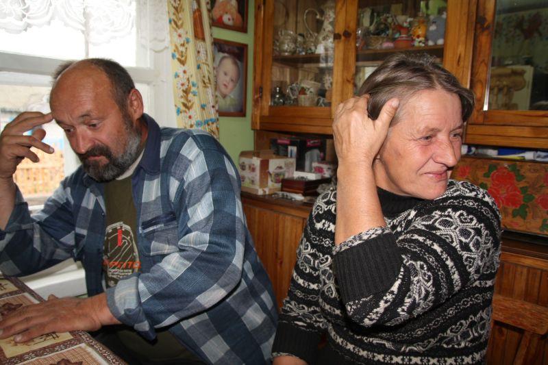 Сергей Клевогин и его супруга Людмила.