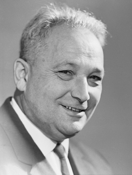 Александр Аронович Печерский, 1965 год