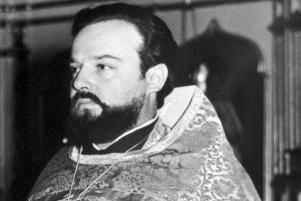 Общественный деятель, религиозный философ, священник Александр Мень