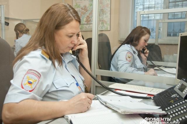 В основном операторами работают девушки.