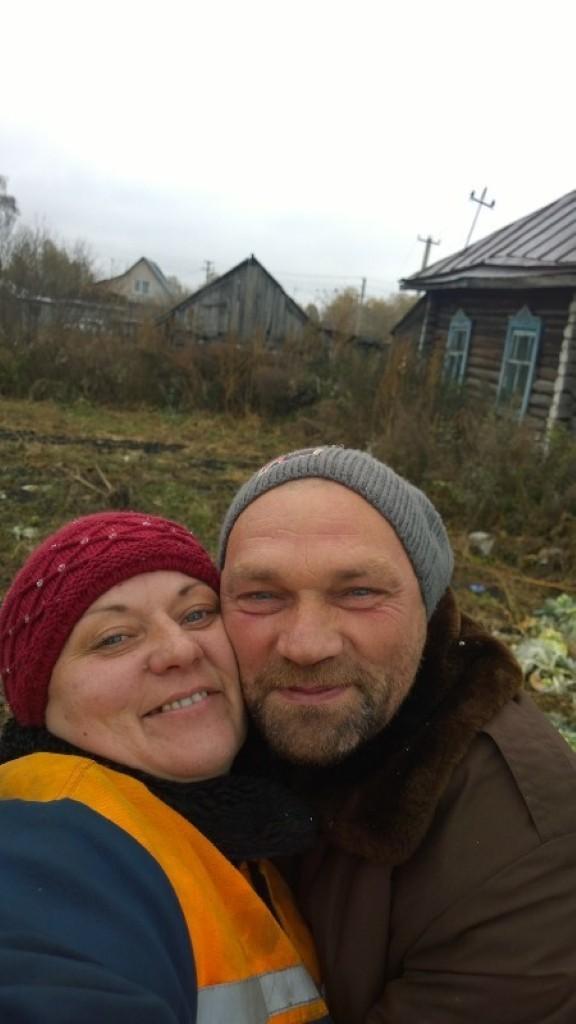 Наталья и Александр Высотины.