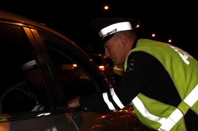 За два часа было задержано трое пьяных водителей.