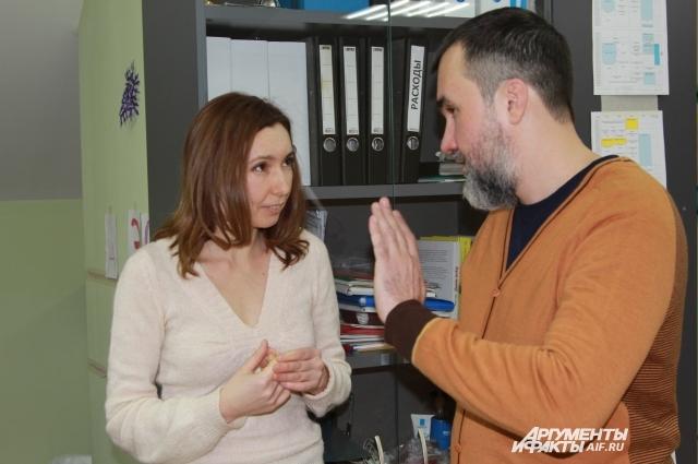 Ирина Козинченко обучает самостоятельно двух своих детей.